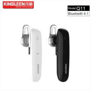 Kingleen Model Q11 Bluetooth Headphones Priced Direst Sellting, with Earhook, Charging Cable