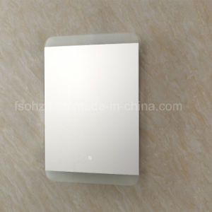 Customized Design Stainless Steel Illuminated Bath Mirror pictures & photos