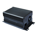 Ae-030 Aluminum Extrusion Box Black