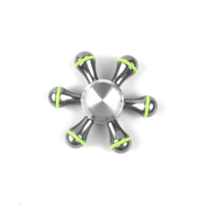 Luxury Anti-Corossion Aluminum Alloy Metal Fidget Spinner pictures & photos
