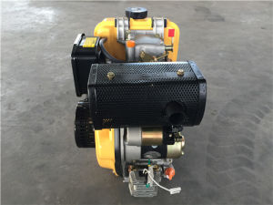 Air-Cooled 4-Stroke Diesel Engine (FSH186FA) pictures & photos
