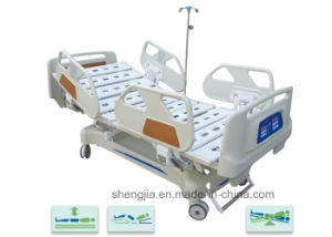 Sjb502ec Luxurious Electric Bed with Five Functions