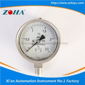 Stainless Steel Pressure Gauge Multiuse as Industry Sapre Parts pictures & photos