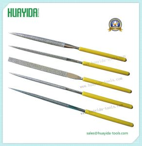 Electroplated Diamond Needle Files Set