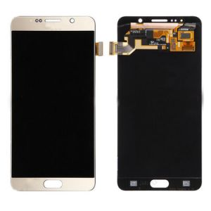 Mobile Phone LCD Touch Screen for Samsung Note 5 LCD Display pictures & photos