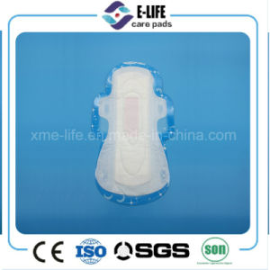 Anion Chip High Quality Ultra Thin Sanitary Napkin pictures & photos