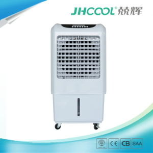 Professional Evaporative Air Cooler Factory, Portable Air Conditioner with Wheel