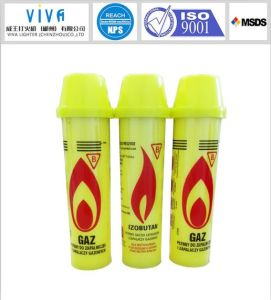80ml Lighter Gas Refill, Butane Gas Refill with Premium Quality for Lighter, Utility Gas Lighter