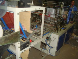 Rolling Bag Making Machine (SSR-700) pictures & photos