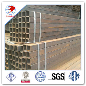 A106 20*30*2mm Ms Carbon Steel Rectangular Tube pictures & photos