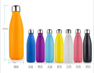 High Quality Hot Sell Swell Thermos Vacuum Flasks Stainless Steel Bottle pictures & photos