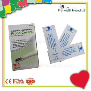 Medical Disposable Thermometer Probe Cover pictures & photos