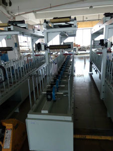 Fast Sell Wallbaord Decorative Woodworking Wrapping Machine Manufacturer pictures & photos