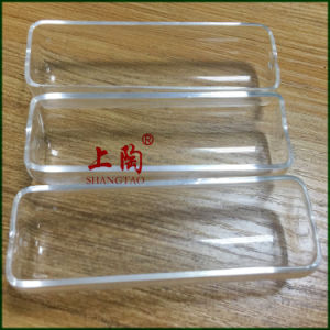 Clear Quartz Glass Ceramic Crucible pictures & photos