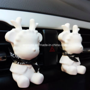 Cartoon Decorative Car Scented Ceramic Aroma Diffuser (AM-158)