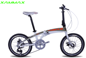"20"" 9speed Alloy Frame Folding Bike Factory Supply"