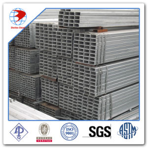 Q345 300X300X10mm ERW Carbon Steel Galvanized Square Pipe pictures & photos