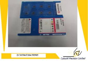 Kyocera Zcmt06t204 Pr905  Urning Insert for Turning Tool Carbide Insert pictures & photos