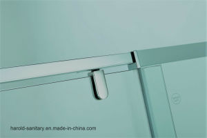 Extended Straight Pivot Hinge Shower Screen pictures & photos