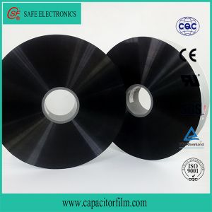 China Safe 3~16um Metalized Polypropylene Film Used in Capacitors pictures & photos