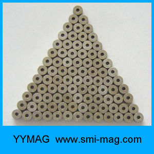 High Quality N45 Neodymium Tiny Magnets Ring Magnets for Sale pictures & photos