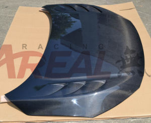 Carbon Fiber Bonnet Hood for Honda Civic 10th 2016 pictures & photos