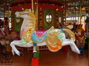 Merry Go Round Carousel pictures & photos