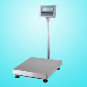 Electronic Weighing Platform Scale ( LC TCS-B4 ) pictures & photos
