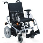 Electrical Wheelchair Power Wheelchair (HBLD2-B-1) pictures & photos