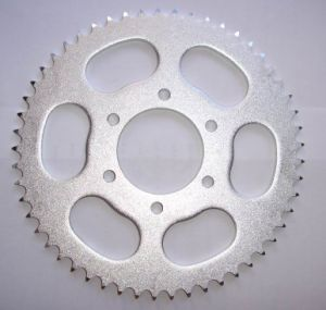 Motorcycle Sprocket - Big Sprocket and Small Sprocket pictures & photos