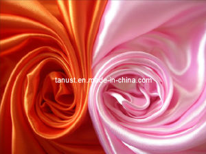 100% Polyester Heavy Satin Fabric