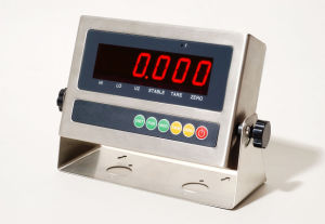 Stainless Steel Weighing Indicator of LED Display pictures & photos