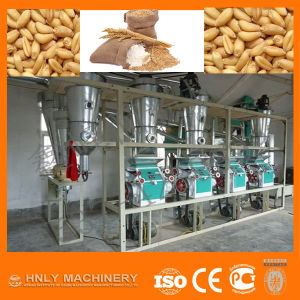 Good Quality Simple Operate Ce Approved Wheat Flour Mill pictures & photos