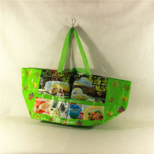 Customized PP Woven Bag (MECO146) pictures & photos
