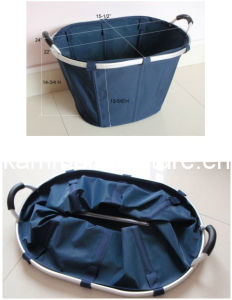 Collapsible Storage Basket Foldable Storage Basket pictures & photos