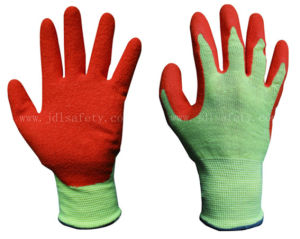 Colorful Glove with Latex Coated (LPS3031) pictures & photos