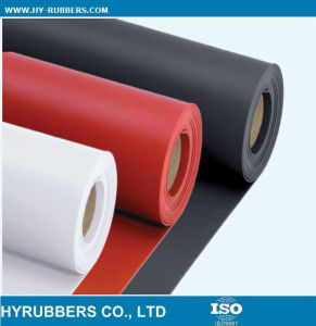 SBR/Bnbr/EPDM/Sillicone Rubber Sheet pictures & photos