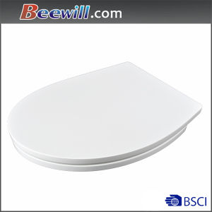 Easy Clean Hygienic Toilet Seat with Soft Close pictures & photos