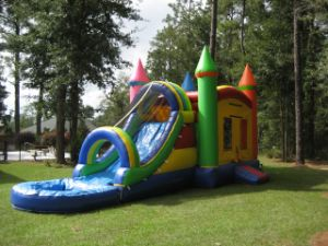 Inflatable Bouncy Castle (FC-626)