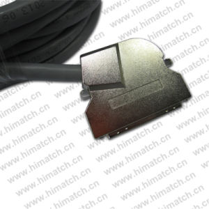 Right Angle 68 Pin Mdr Cable Assembly