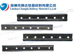 40KG,50KG,BS80A,BS90,UIC54 UIC60 Railway Fitting Joint Bar / Splice Bar / Fish Plate (BS)