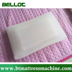 OEM Breathable 3D Air Mesh Fabric Material Aduit Pillow