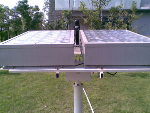 Solar Tracking System for HCPV System