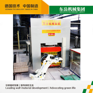 Wall Autoclaved Sand Lime Light Weight Block Plant (DY 1000) pictures & photos