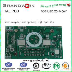 HASL Surface Finished PCB