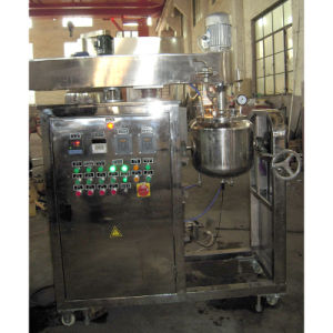 XRH Small-Type Vacuum Homogenizer Emulsifier Machine
