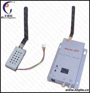 2.4GHz 100mw Wireless AV Transmitter and Receiver (QLM-2408-100A)