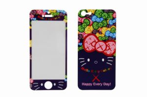 Colorful Screen Protector for iPhone5-O (DIS507)