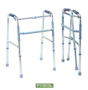 Light Weight Aluminum Foldable Walker (FY913L) pictures & photos