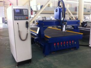 Atc CNC Router Machine for Wood Cutting with Vacuum Table (MA1530ATC)
